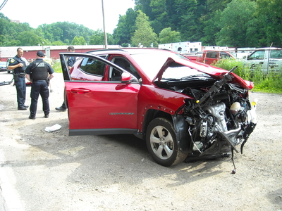 4th of July Car Accidents – Churchill Volunteer Fire Company
